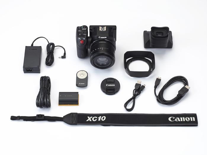 Canon reveals 4K video/stills camera