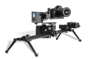The Cinetics axis360 slider