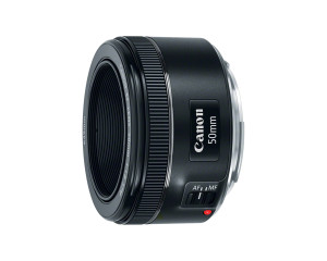 New Canon 50mm lens