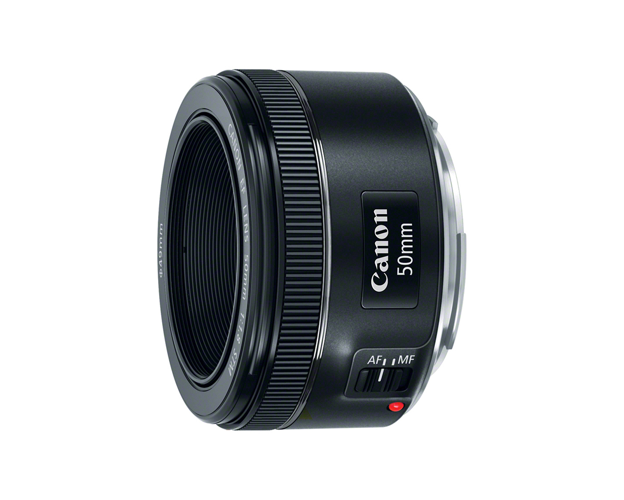 Niftier fifty from Canon