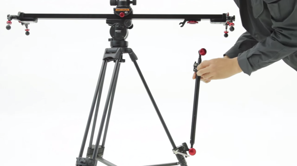 Konova tripod support