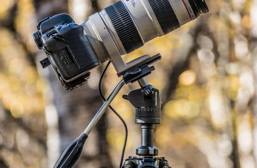 Cullmann hybrid camera head