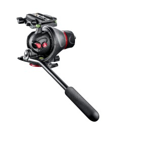 Manfrotto hybrid head