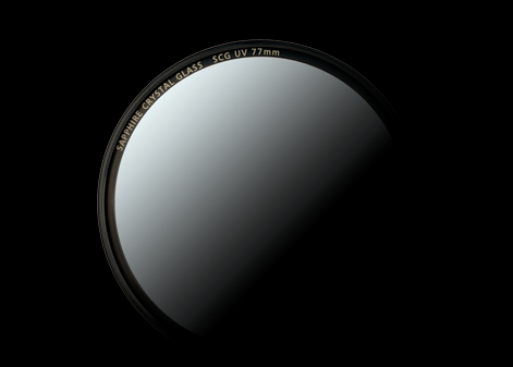 New filters using sapphire crystal and Gorilla Glass