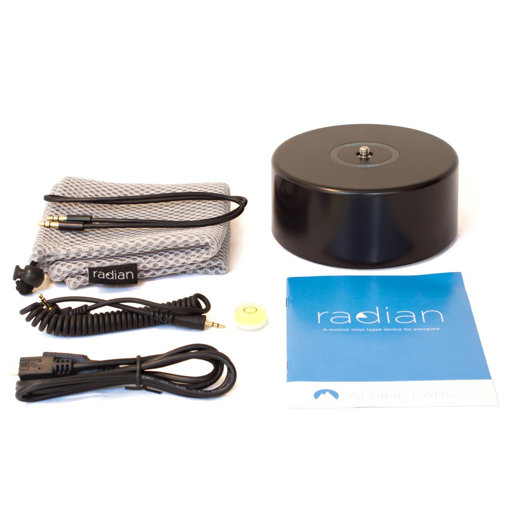 Alpine Labs Radian manual